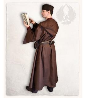 Robe de sorcier-Aurèle, brun