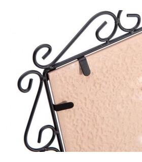Cintre clés templiers couleur de fer forgé