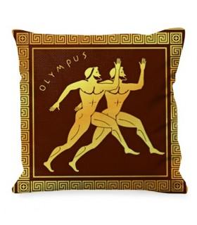 Coussin Grecque Des Jeux Olympiques, L'Athlétisme