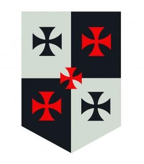 Bannière Trimestriel Templiers Croix