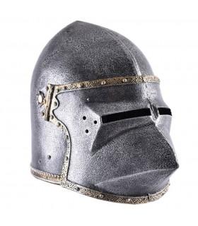 Casque médiéval Charançon pour les enfants