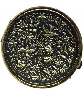 Casemate Damascène oiseaux, 4 séparations