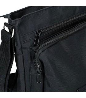 Sac noir Trisqueta Celtique (26x26 cms.)