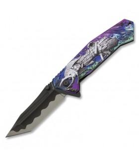 Couteau Guerrier Samouraï