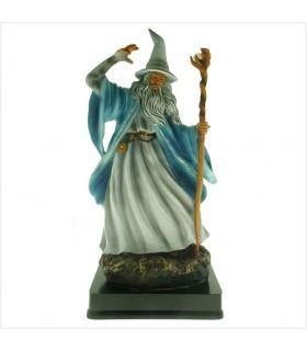Miniature Magicien Merlin casting sort, 25 cms.