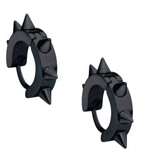 Circulation gothique à pointes noires