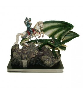 La Figure de Saint Georges et le Dragon