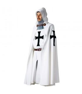 Couche Teutonique croix brodé
