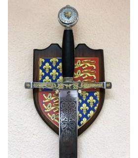 Exposant mur épée Excálibur
