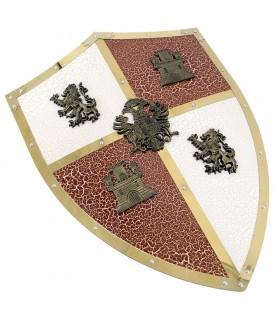 Bouclier de la région de Castille-et-León