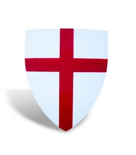 Bouclier de templier Croix fonctionnelle droite