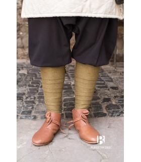 Pantalon médiéval de Kiev, noir