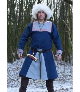Tunique Viking Havar, bleu