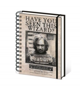 Le Bloc-Notes Sirius Black, Harry Potter