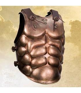 Armure musclé Romain Commandant
