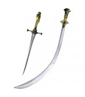 L'épée et la Dague Femmes de Daario Naharis, Game of Thrones