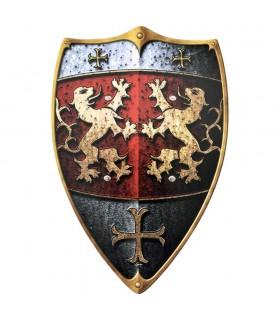 Bouclier de Chevalier Lowenfels, les enfants