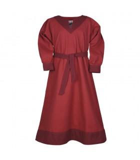 Robe viking fille, Solveig