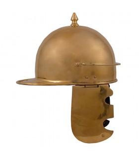 Romain casque de Haltern, laiton