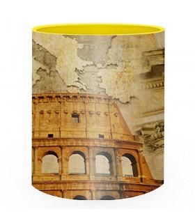 Tasse en céramique Colisée Romain