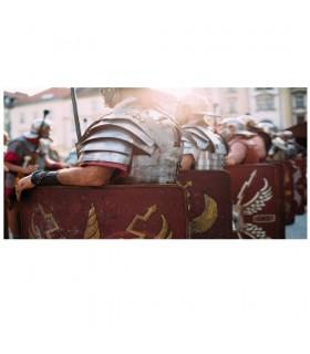 Serviette de bain la formation d'une Légion Romaine (de diverses tailles)