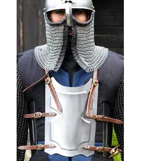 Armure persan Char-un ina, poli