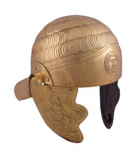 Casque De Cavalerie Romaine De Soutien