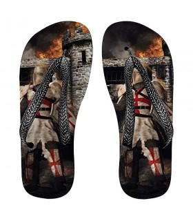 Flip flops de l'été Templier