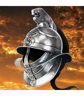 Casque de soldat Thrace Spartacus