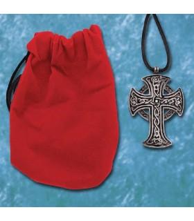 Pendentif Croix Celtique Haut Moyen Âge