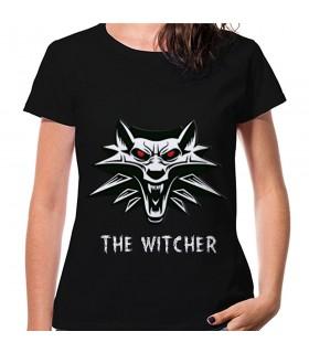 T-shirt de The Witcher Femmes, de manches courtes