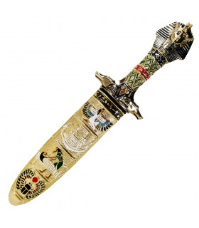 Poignard Égyptien de Toutankhamon, de 30 cms.