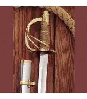 Le sabre de la Cavalerie Confédérée, 100 cms.