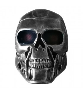 Masque fantastique Terminator T-800