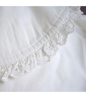 Chemise blanche de Mousquetaire