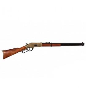 Rifle fabriqué par Winchester, USA 1866 (100 cm).