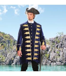 Manteau Côte des pirates des Barbares