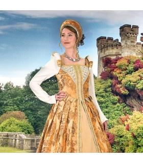 La robe de la Renaissance Anjou