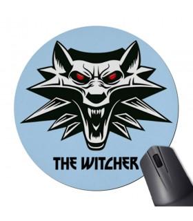De Souris Tapis De Souris Rond The Witcher