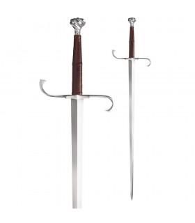 Épée Médiévale Allemande De Long. Fonctionnelle.