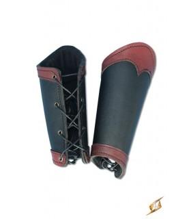 Bracelets guerrier noir/brun