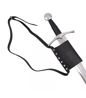 Ceinture simple avec tahalí pour l'épée
