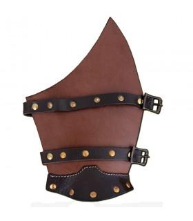 Bracelets en cuir sangles pour le GN, la paire
