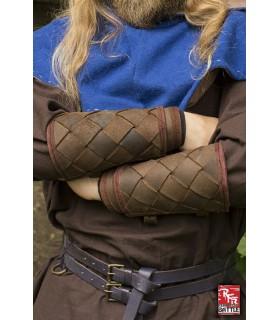 Bracelets Vikings en cuir
