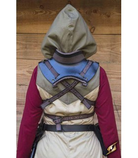 Armure médiévale de cheeky, taille M/L