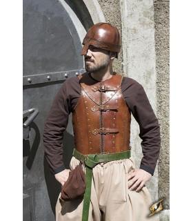 Armure médiévale soldat