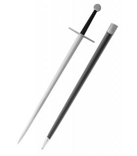 Épée Bâtarde Bricoler, razor-sharp