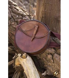 Sac médiévale ronde avec bracelet