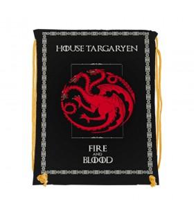 Sac à dos de chaînes Targaryen de Game of Thrones (34x42 cm.)