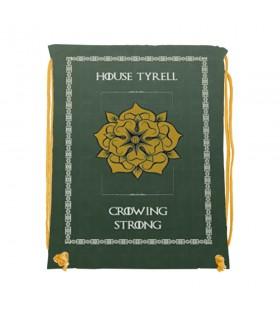 Sac à dos des chaînes de la Maison Tyrell de Game of Thrones (34x42 cm.)